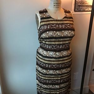 Sexy Tribe Dress with Slits